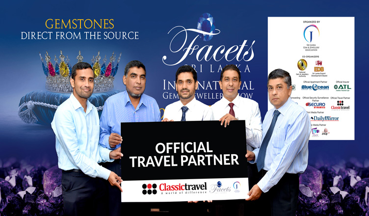 Classic Travel to be the Official Travel Partner for FACETS